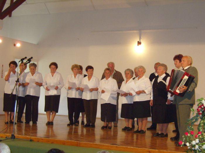 34582194a7 Időrendben az 1. jeles eseményre november 22-én került sor: a Palotabozsoki  Nyugdíjas Klub fennállásának 10 éves évfordulóját ünnepelték.